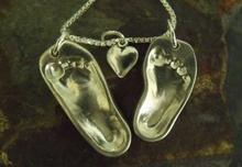 Companion Babyprint Necklace